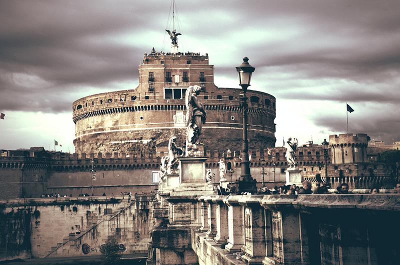 castelo sant angleo