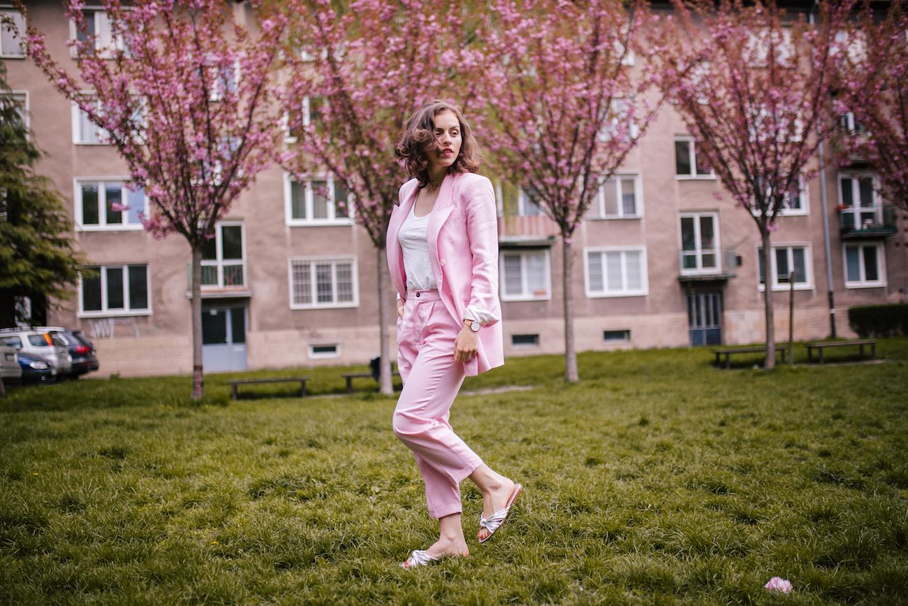 b2d69ec487b6 Ružová farba v našom šatníku  - Donna Iveh Fashion Blog